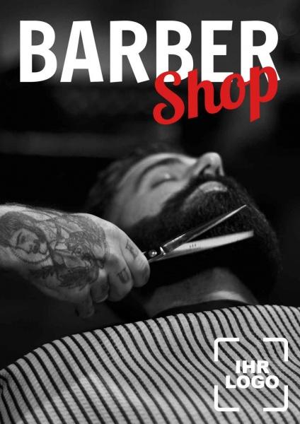 Poster Barber Shop