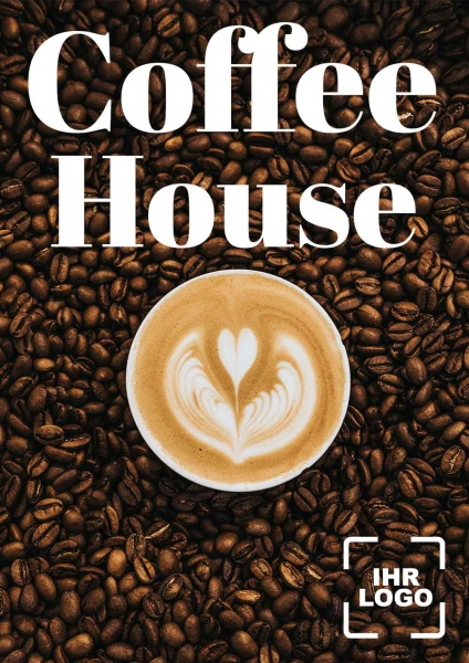 Poster Coffee House