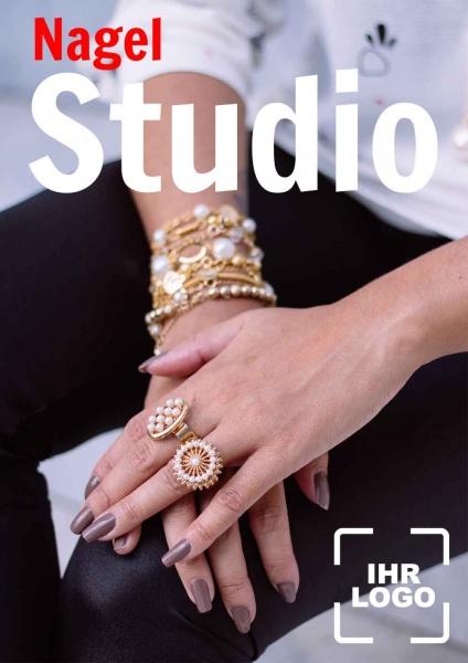 Poster Nagel Studio