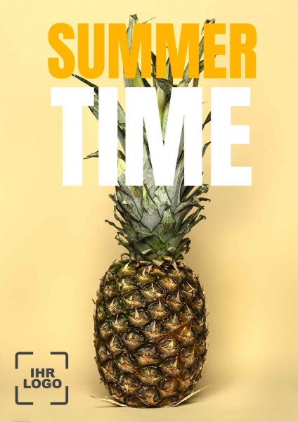 Poster Summer Time
