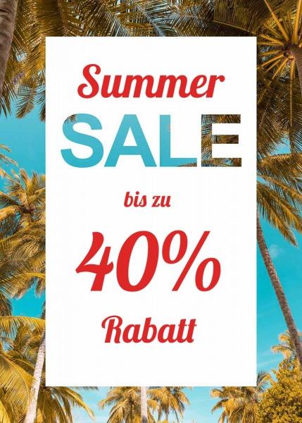 Poster Sale Sommer