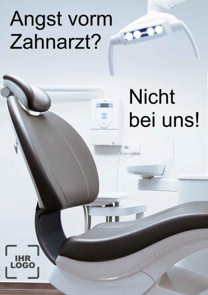 Poster Zahnarzt