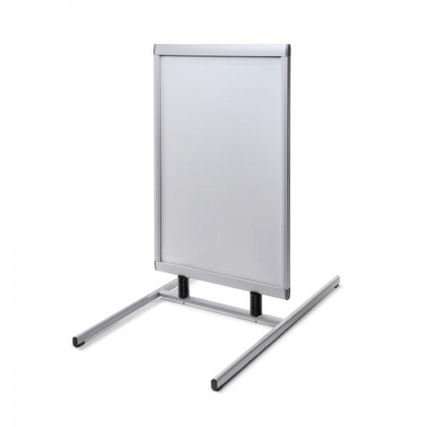 Windtalker Excel Eco 70x100 cm | silber | Antireflex-Folie